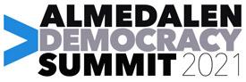 Almedalen Democracy Summit Logo